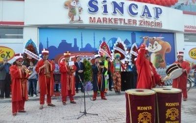 sincap marketleri iletişim