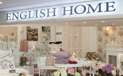English Home iletişim numarası