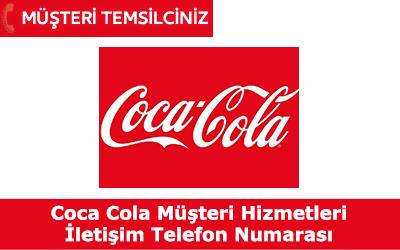 Coca – Cola Müşteri Hizmetleri İletişim Telefon Numarası