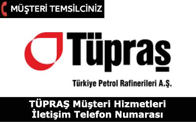 Tüpraş Müşteri Hizmetleri İletişim Telefon Numarası