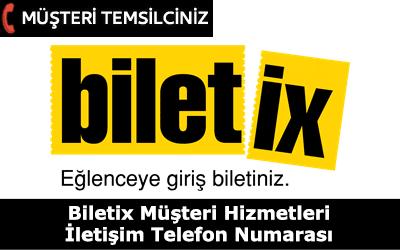 Biletix Müşteri Hizmetleri İletişim Telefon Numarası