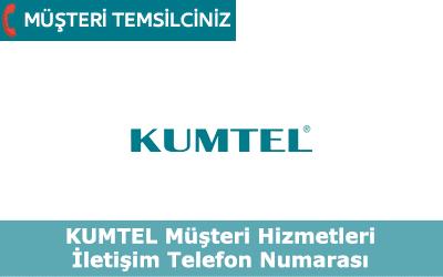 Kumtel Müşteri Hizmetleri İletişim Telefon Numarası