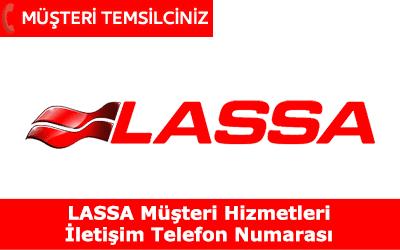 Lassa Müşteri Hizmetleri İletişim Telefon Numarası