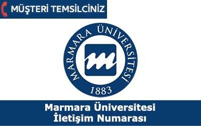 Marmara Üniversitesi Öğrenci İşleri
