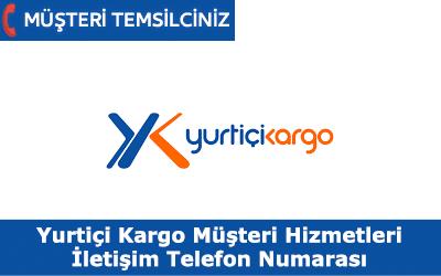 Yurtiçi Kargo Müşteri Hizmetleri ve İletişim Numarası