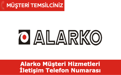 Alarko Müşteri Hizmetleri İletişim Telefon Numarası