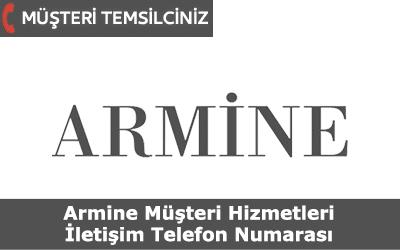 Armine Müşteri Hizmetleri İletişim Telefon Numarası