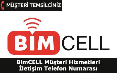Bimcell Müşteri Hizmetleri İletişim Telefon Numarası