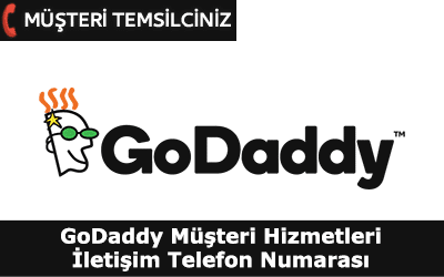 Godaddy Müşteri Hizmetleri İletişim Telefon Numarası