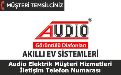Audio Elektronik Müşteri Hizmetleri İletişim Telefon Numarası