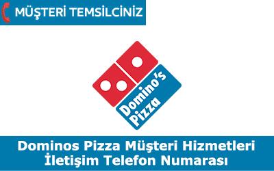 Dominos Müşteri Hizmetleri İletişim Telefon Numarası