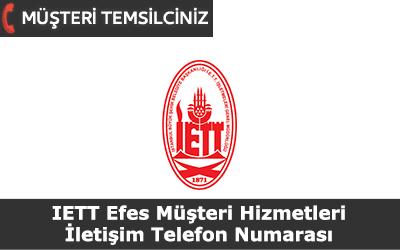 İETT Çağrı Merkezi İletişim Telefon Numarası