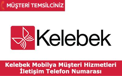 Kelebek Mobilya Müşteri Hizmetleri İletişim Telefon Numarası