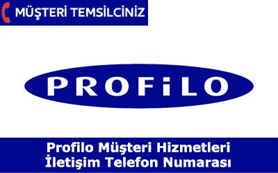 Profilo Müşteri Hizmetleri İletişim Telefon Numarası