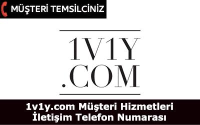 1v1y.com Müşteri Hizmetleri İletişim Telefon Numarası