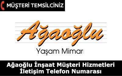 Ağaoğlu İnşaat Müşteri Hizmetleri İletişim Telefon Numarası