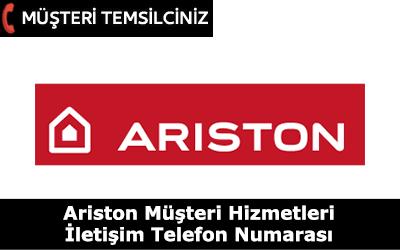 Ariston Müşteri Hizmetleri İletişim Telefon Numarası