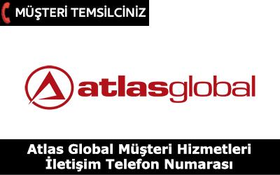 Atlas Global (AtlasJet) Müşteri Hizmetleri İletişim Telefon Numarası