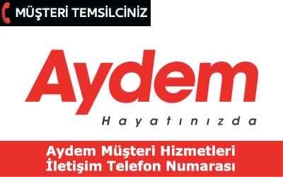 Aydem Müşteri Hizmetleri İletişim Telefon Numarası