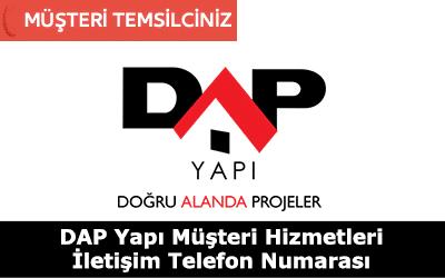 DAP Yapı Müşteri Hizmetleri İletişim Telefon Numarası