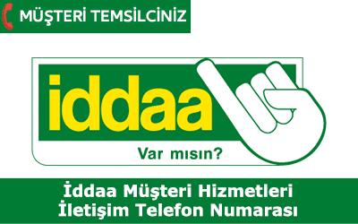 İddaa Müşteri Hizmetleri İletişim Telefon Numarası