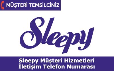 Sleepy Müşteri Hizmetleri İletişim Telefon Numarası